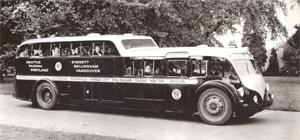 Old touringbus