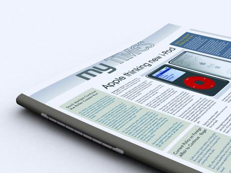 electronic newspaper