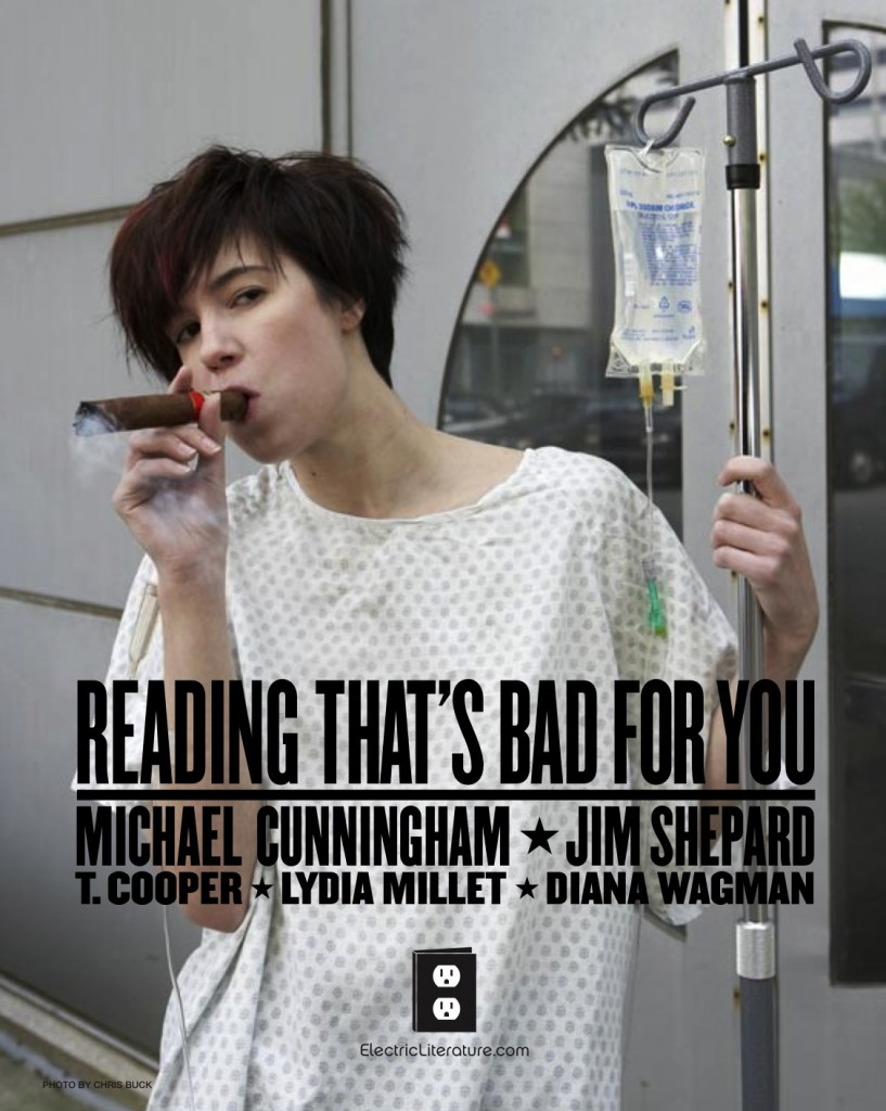electric literature - reading thats bad for you