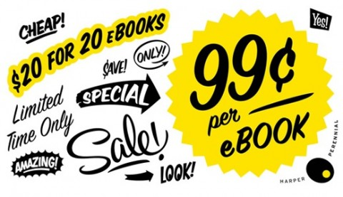 ebooks on sale